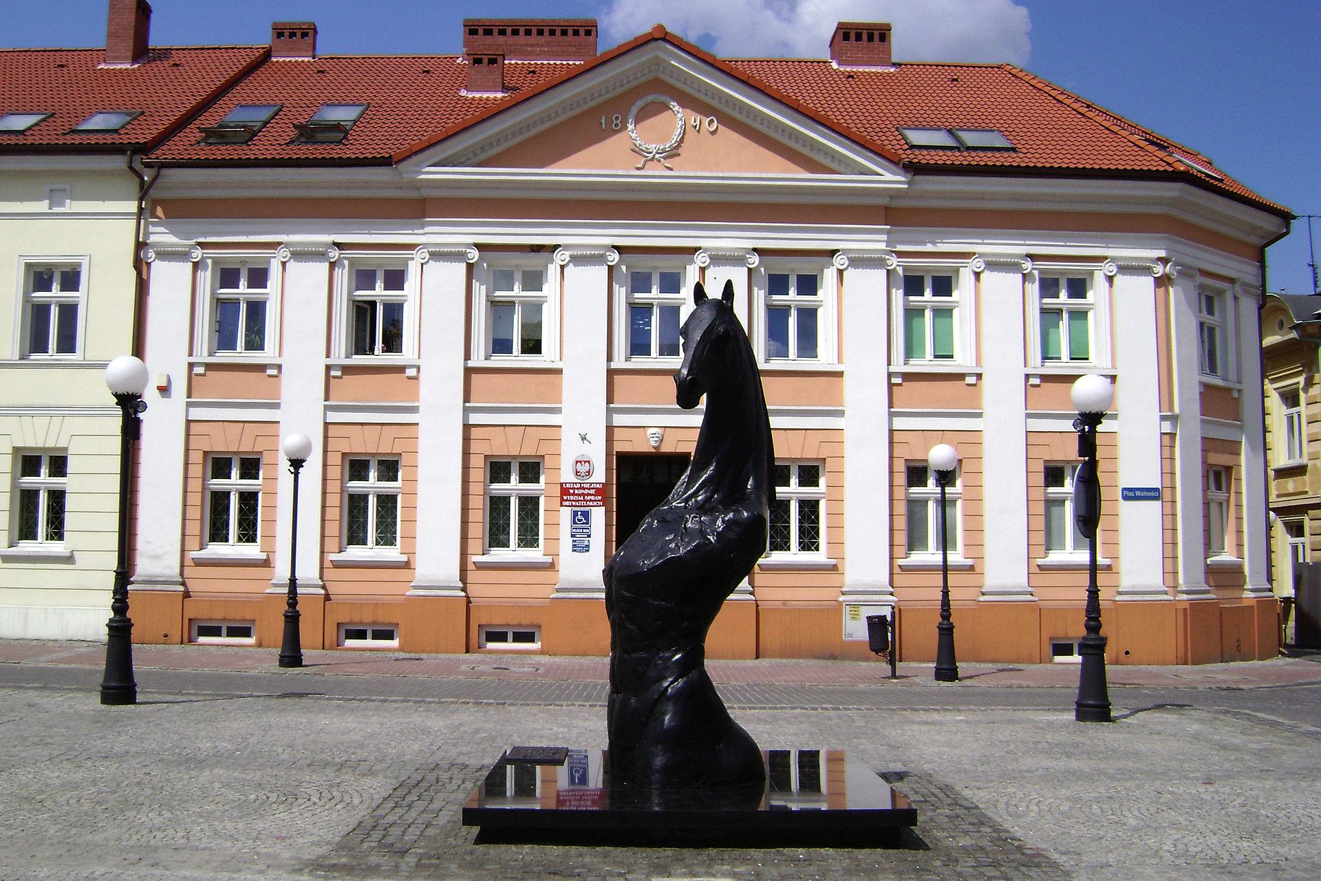 Urząd Miasta Konin - Wikipedia