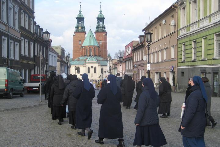 dzień życia konsekrowanego zakonnice - Rafał Muniak