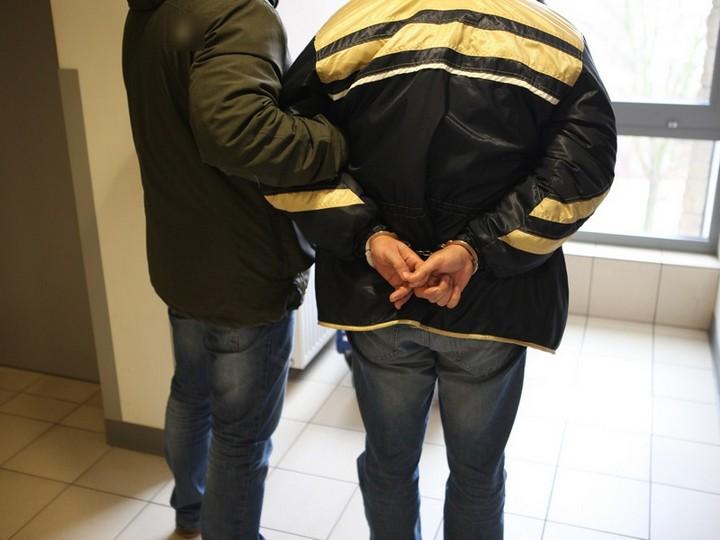zatrzymany konwojent - Policja