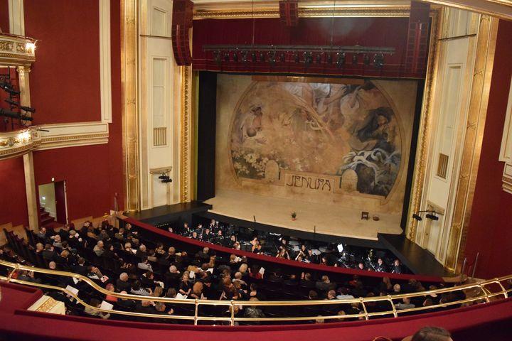 sofa kultury teatr wielki (6) - Stefan Klepacki