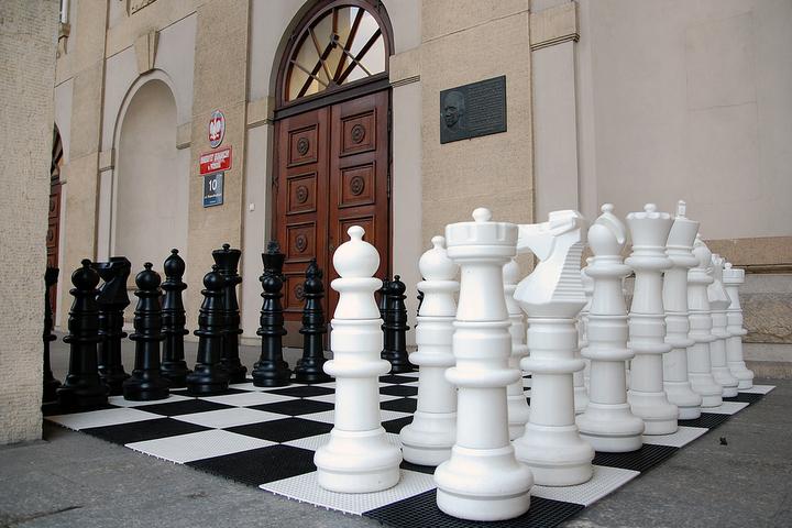 szachy mistrzostwa polski2016 - Urząd Miasta Poznania