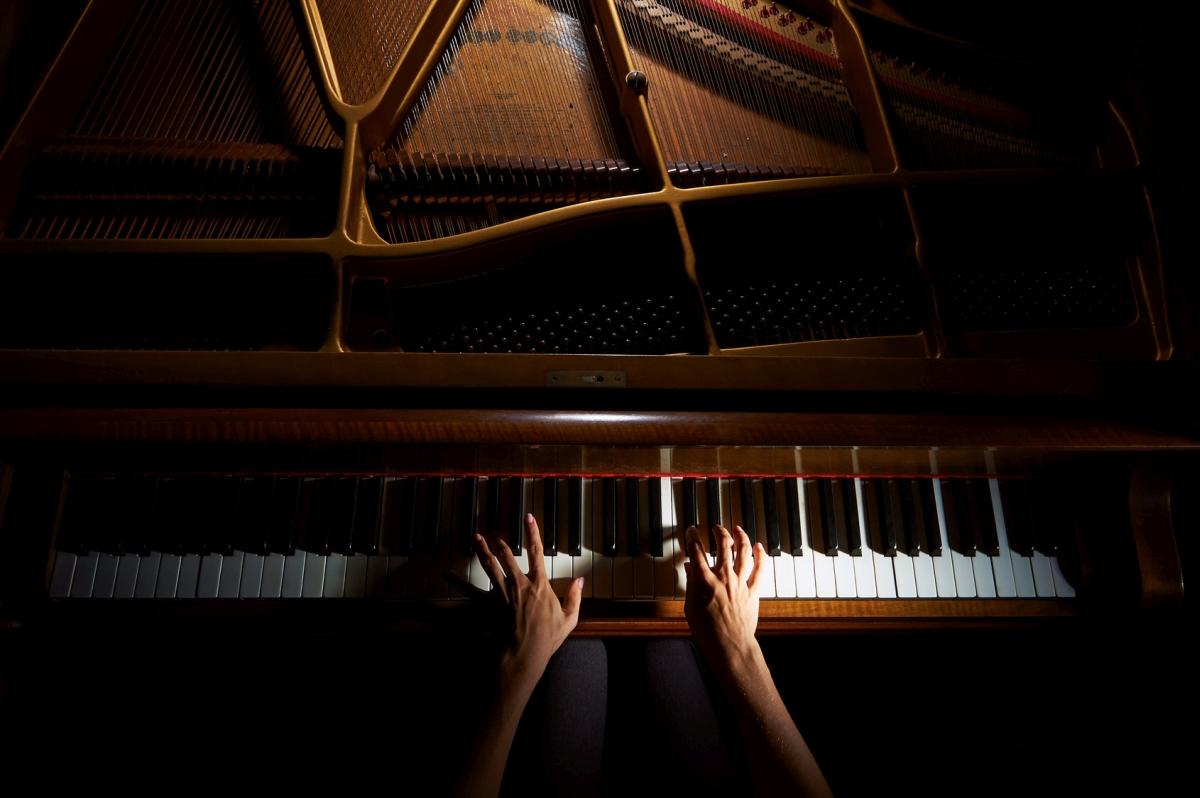 fortepian koncert pianino - Szymon Mazur