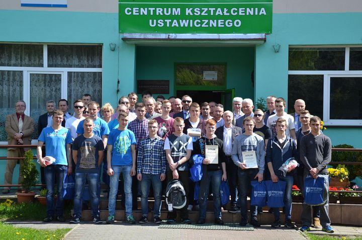 Turniej Młodego Mechanizatora (1) - Agnieszka Walczak