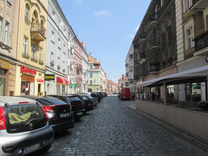 ulica śródmiejska kalisz - Danuta Synkiewicz