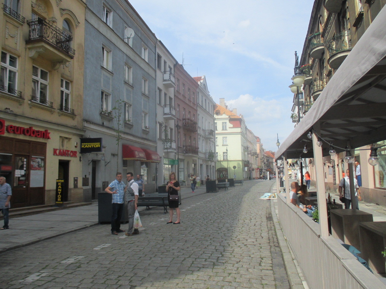 deptak Kalisz - Danuta Synkiewicz