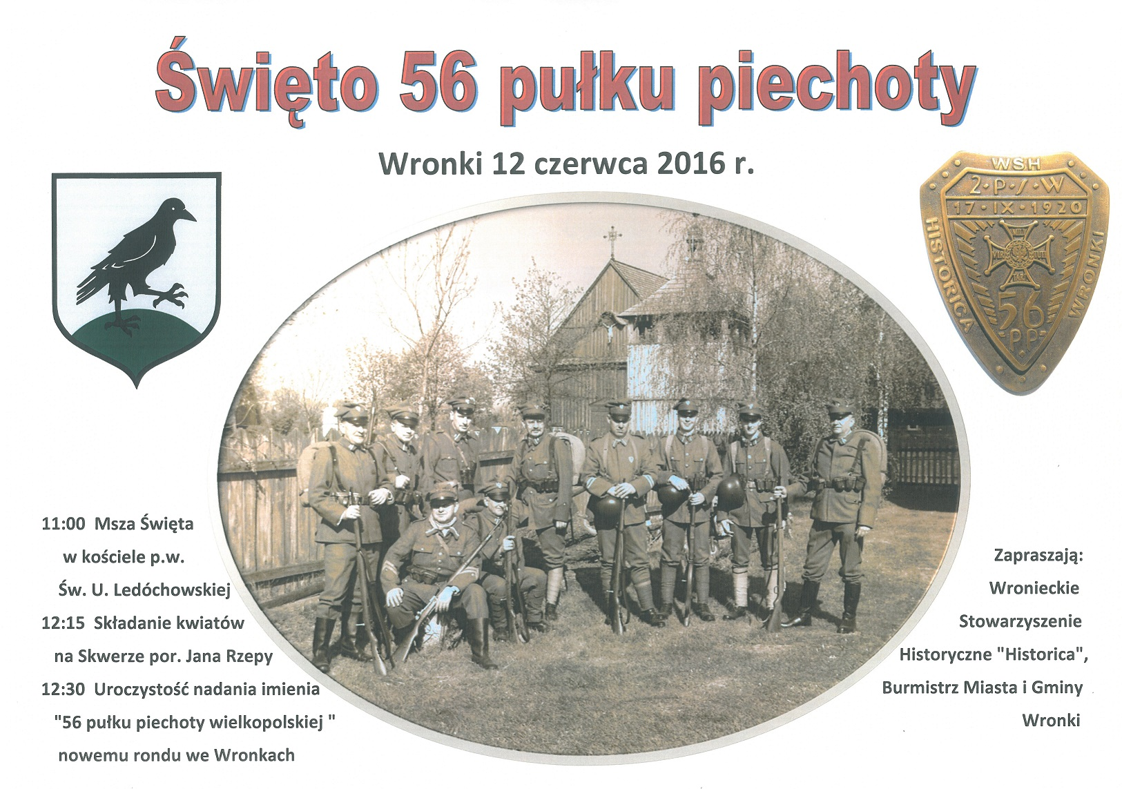 56pulk piechoty - Wronki.pl