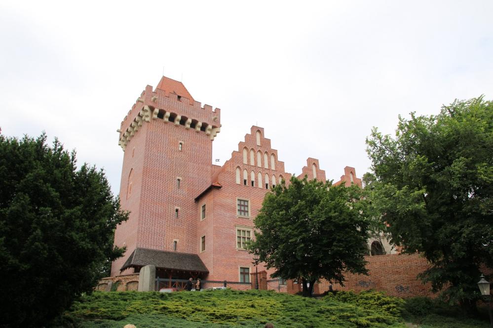 zwiadowcy zamek przemysła wieża - Anna Adamczyk