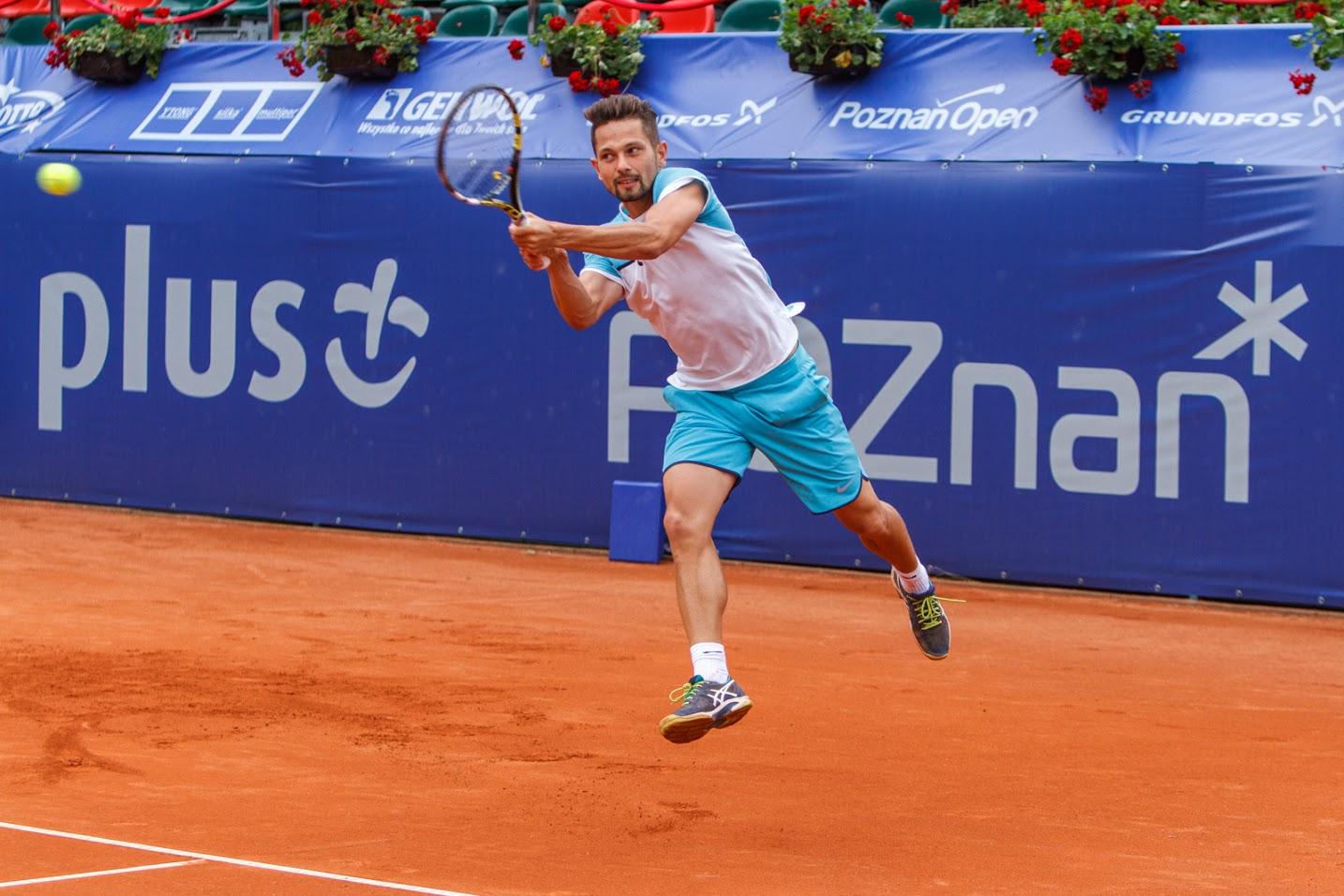 Marcin Gawron - Piotr i Paweł Rychter/Poznań Open