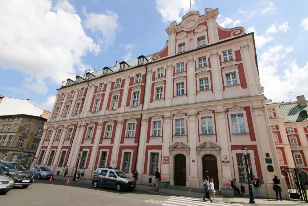 urząd miasta poznania 4 - Wojtek Wardejn
