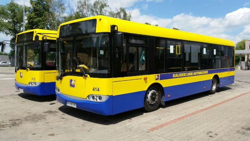 autobus kalisz - kalisz.pl / Paweł Kaleta