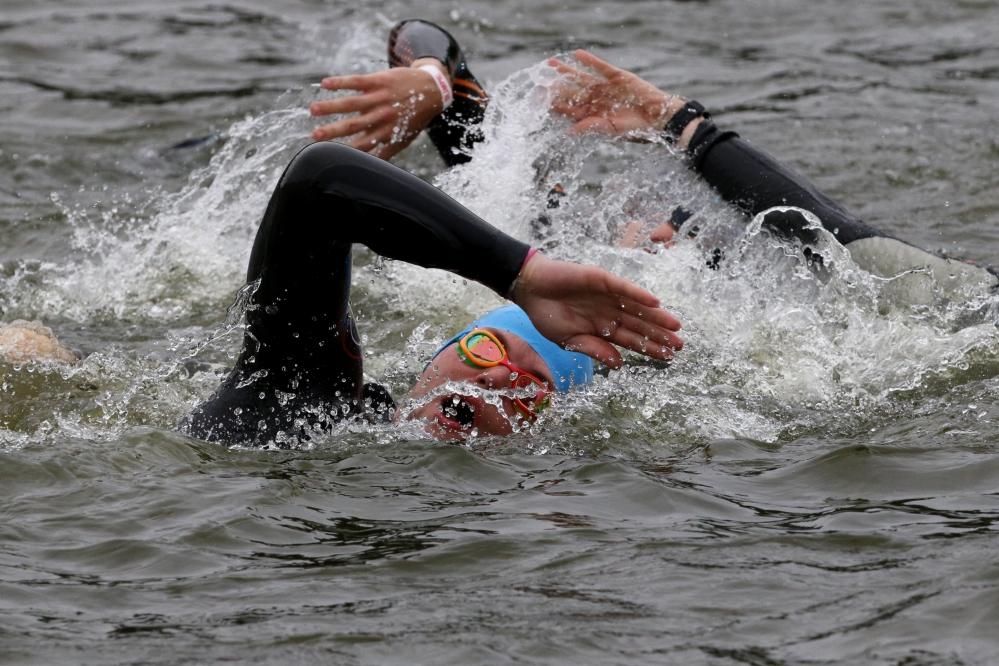 triathlon poznań 2016 - Anna Adamczyk