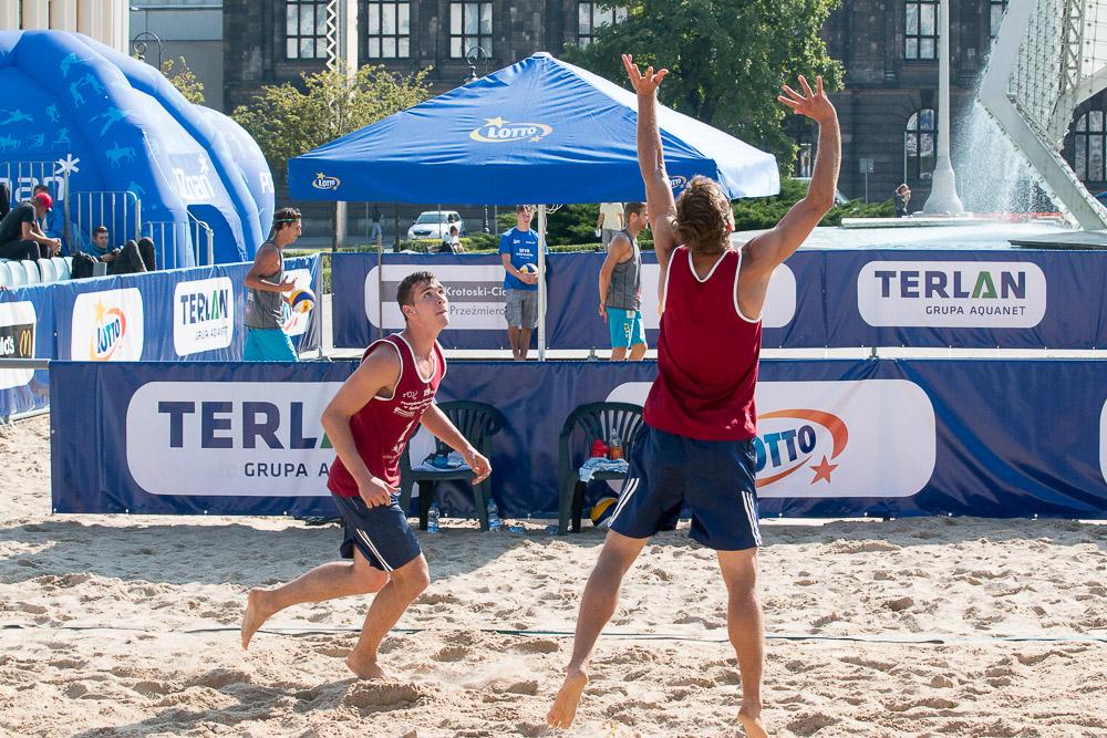 Turniej siatkówki plażowej pl. Wolności - Anna Adamczyk 22de2abc22e