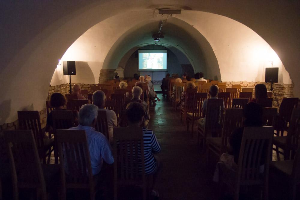 Podziemia klasztor karmelitów - Tomasz Żmudziński