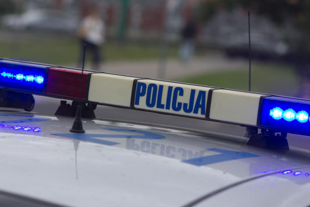 radiowóz policja (1) - Tomasz Żmudziński