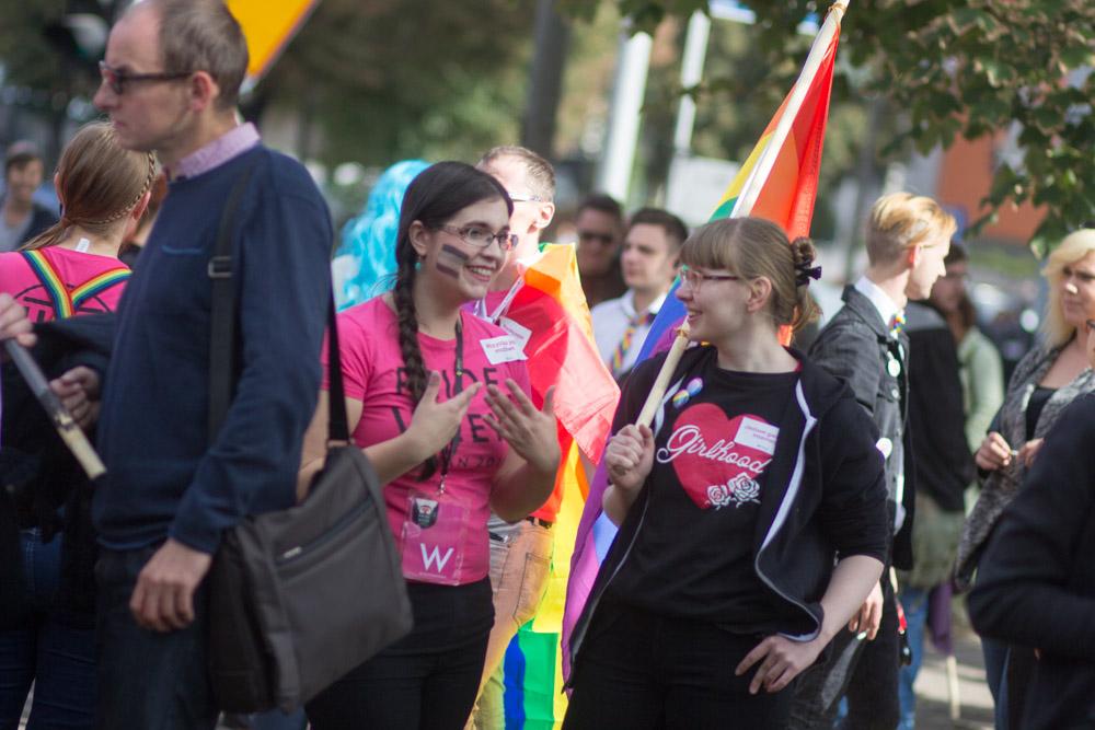 marsz równości 2016 (5) - Tomasz Żmudziński