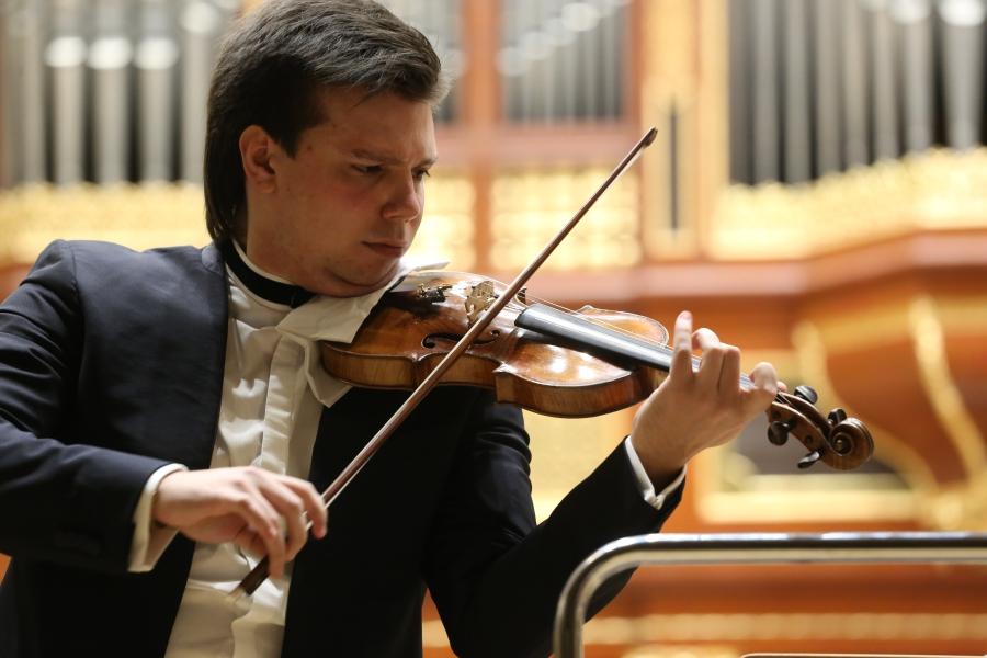 Koncert 455 Sergey Doganin - Antoni Hoffmann