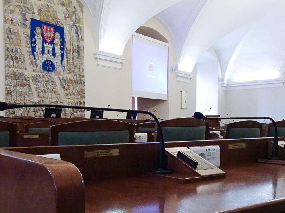 sala sesyjna sesja rady miasta poznania (7) - Szymon Mazur