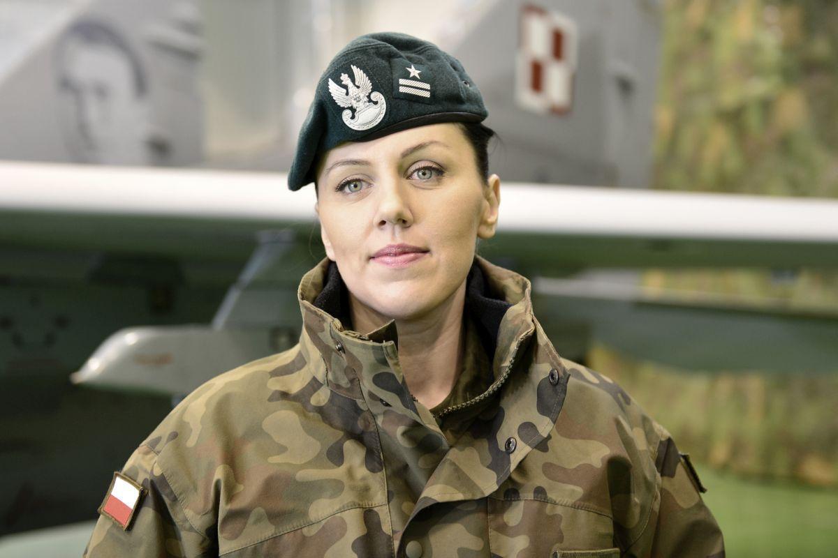 kobieta żołnierz wojsko - wojsko-polskie.pl