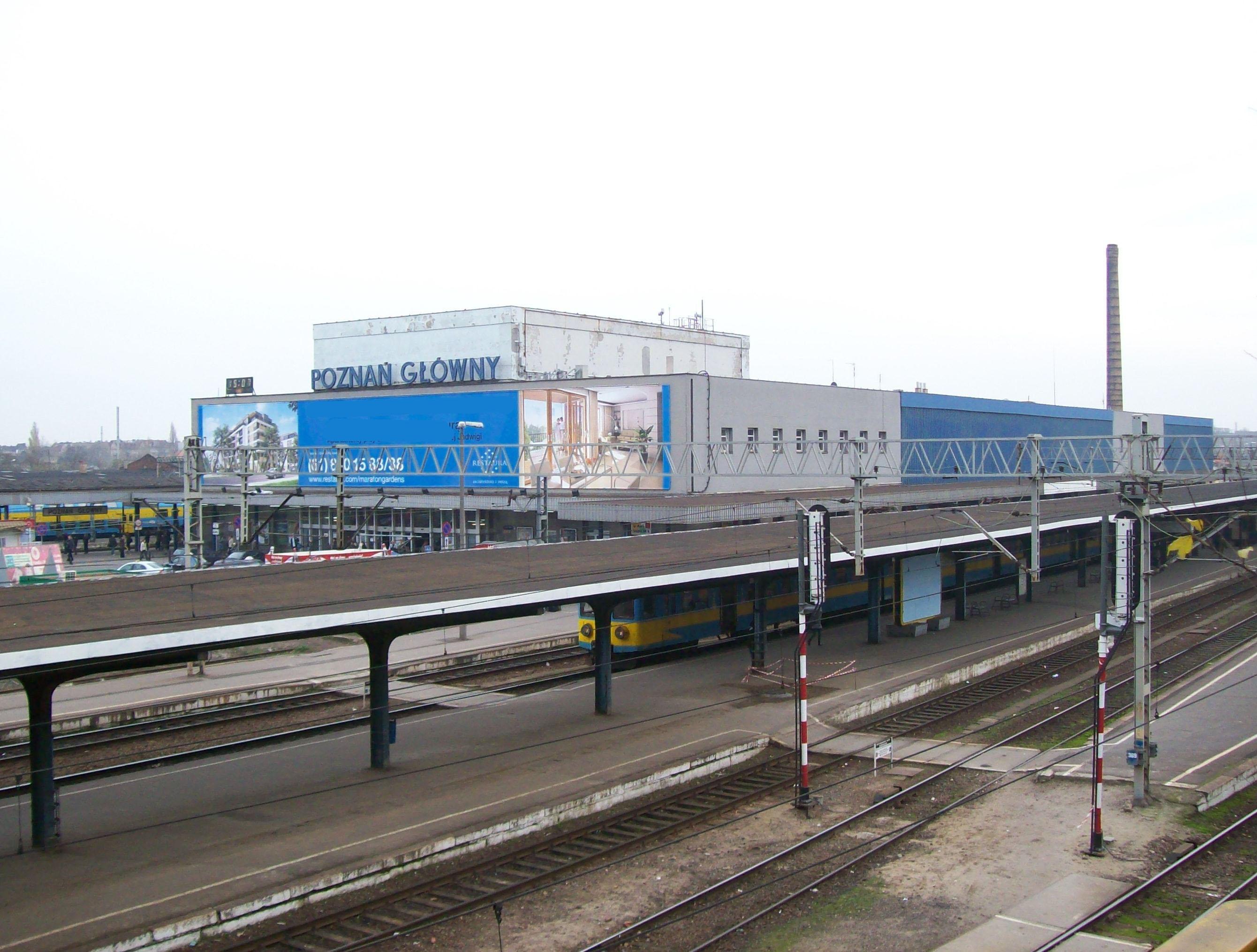 dworzec główny poznań stary pkp - wikimedia commons
