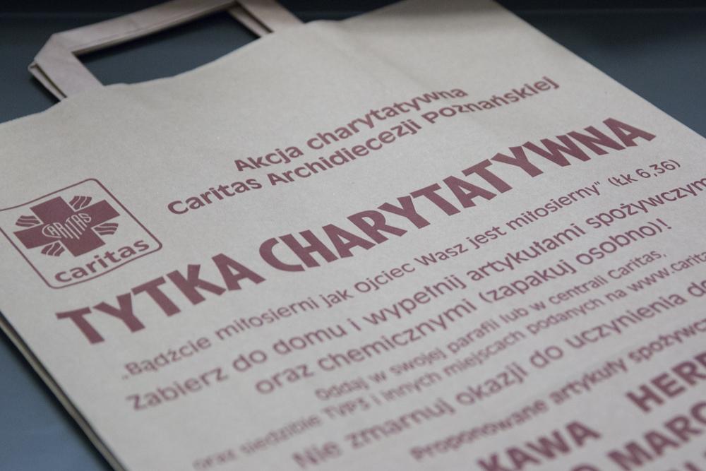 tytka charytatywna - Tomasz Żmudziński