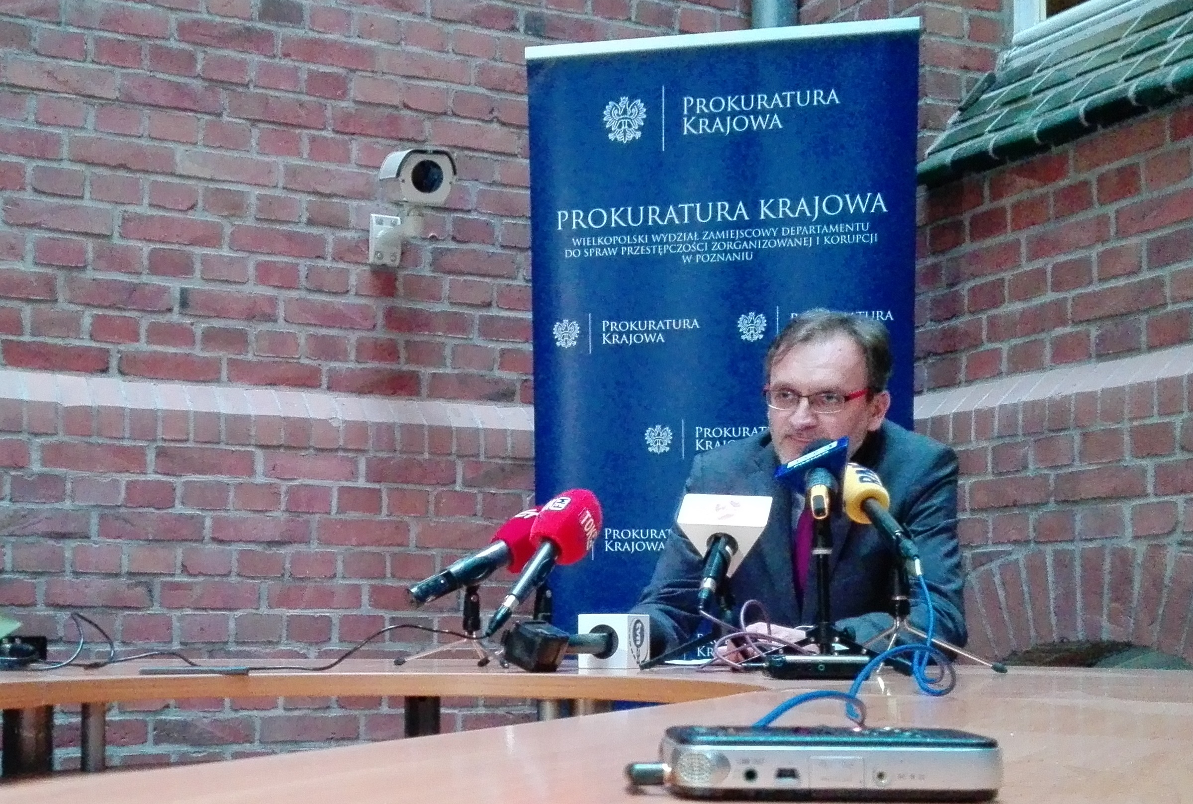 prokurator baczyński - Tomasz Sosnowski