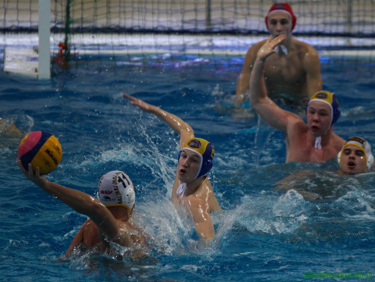 Malta Waterpolo Cup 2016 - Sportowy-poznan.pl