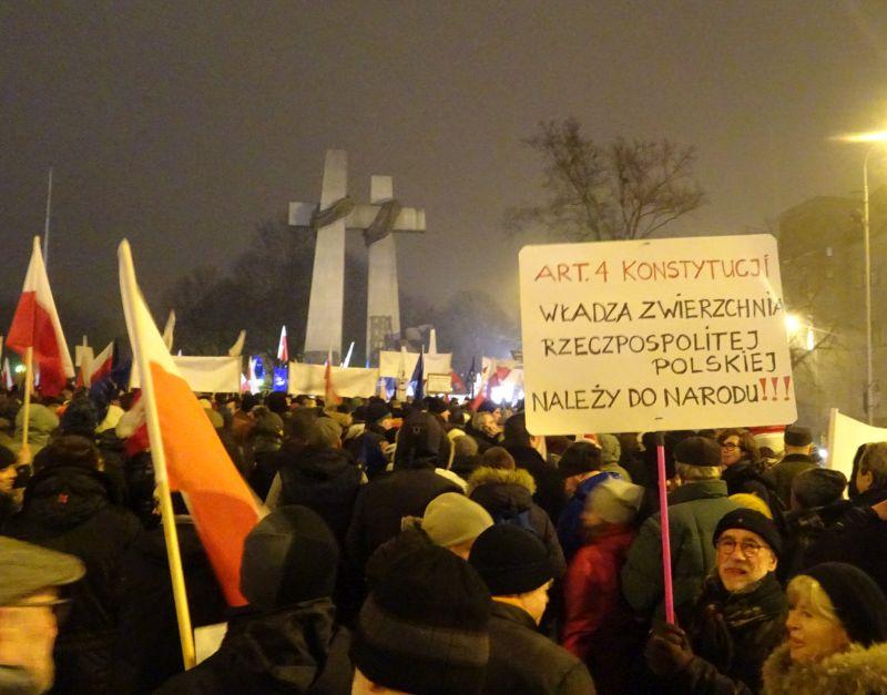 kod protest - Maciej Kluczka