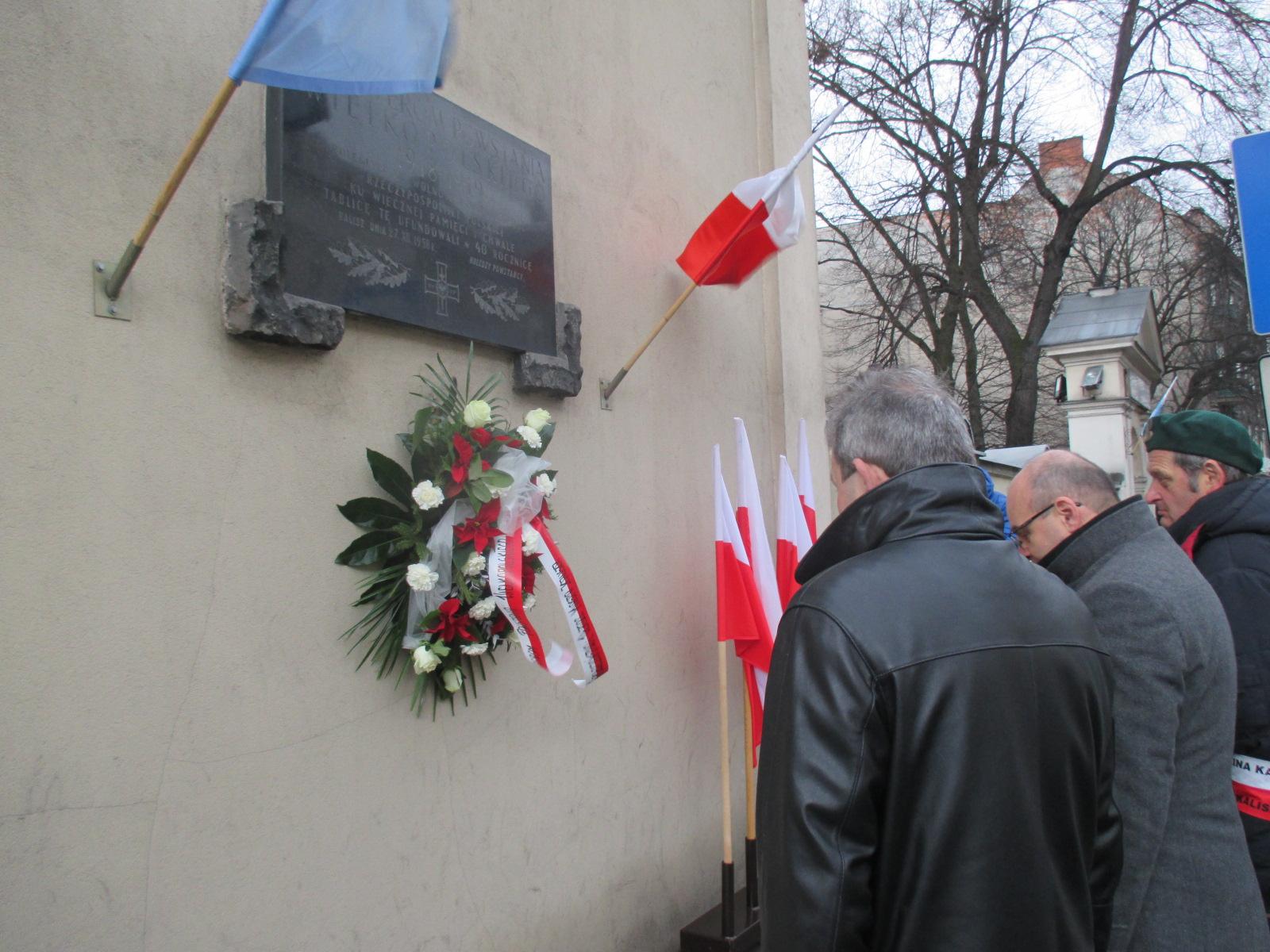 powstanie wielkopolskie kalisz - Danuta Synkiewicz