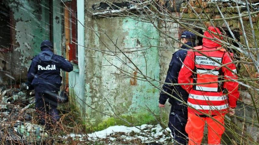 bezdomny policja - policja.pl