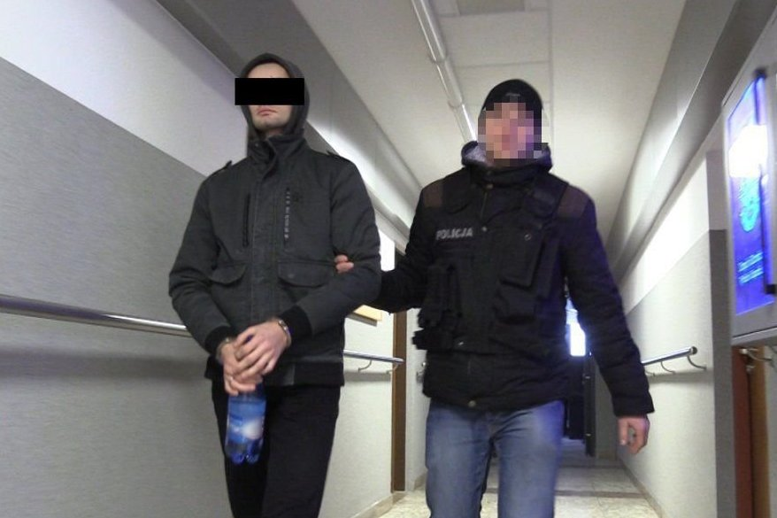 zatrzymania gangów pedofilii - CBŚP
