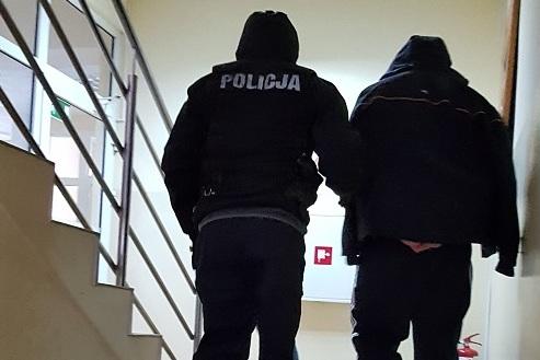zatrzymany poszukiwany ENA - Policja Międzychód