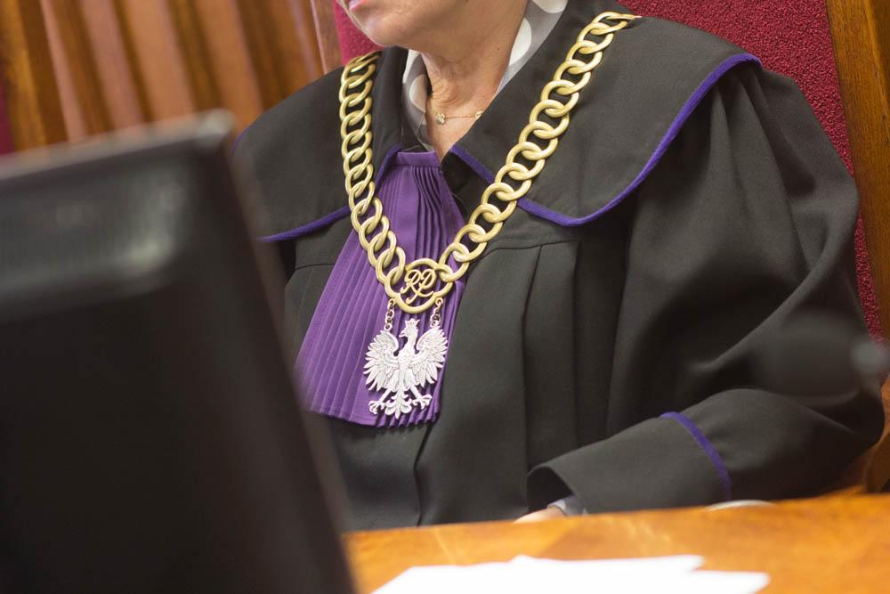 wyrok sądowy sędzia sąd (2) - Tomasz Żmudziński