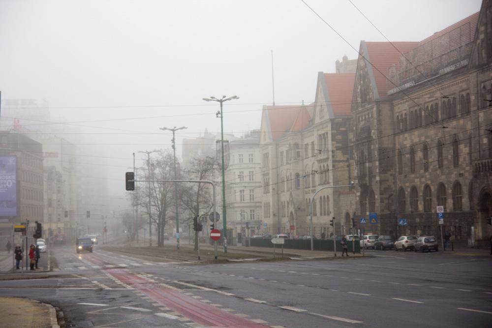 smog nad miastem4 - Tomasz Żmudziński