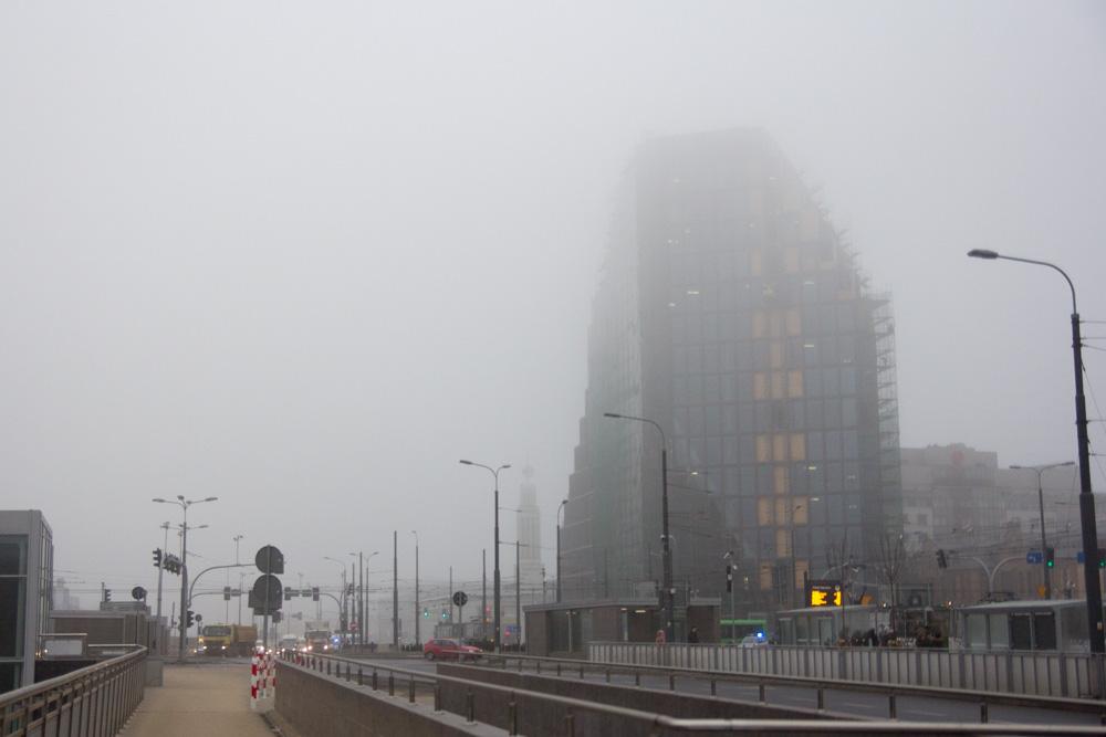 smog nad miastem2 - Tomasz Żmudziński