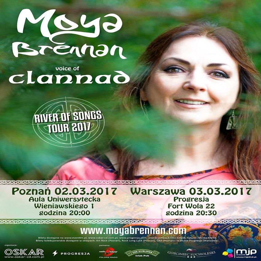 MOYA BRENNAN - plakat Poznan 48x68cm 72dpi RGB - Materiały prasowe