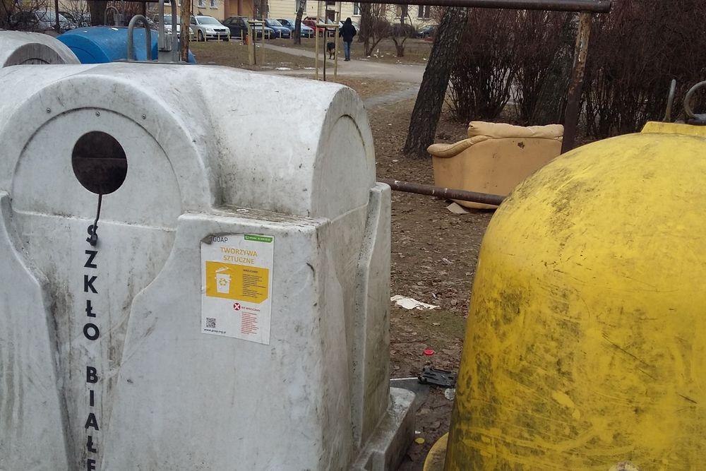 odpady graty śmieci  - Szymon Mazur