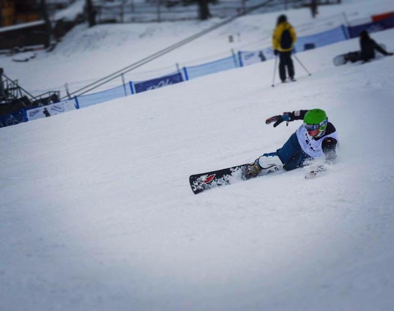 snowboardzista - arch. prywatne