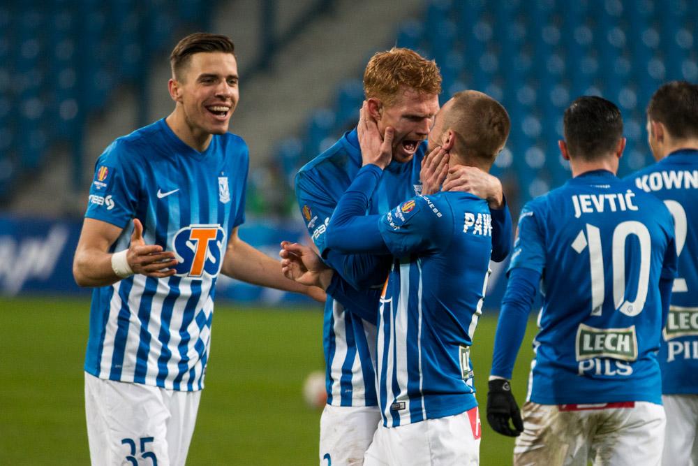 lech-pogoń 3-0 w Pucharze Polski (5) - Leon Bielewicz