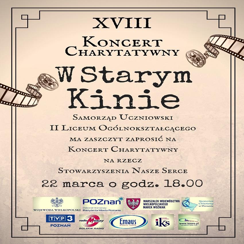 Plakat_XVIII_Koncert_w_II_LO - Materiały prasowe
