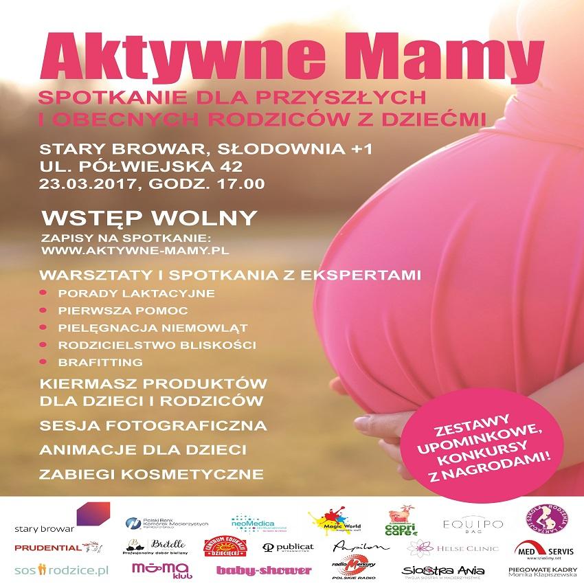 Plakat 23.03.2017 Poznań - Materiały prasowe