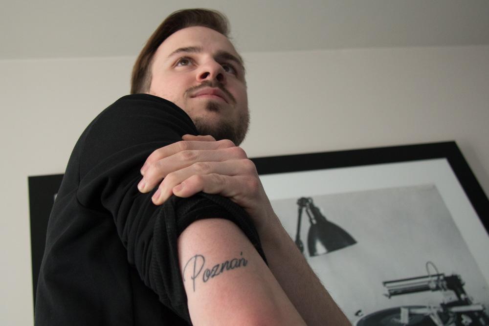 Tattoo Konwent W Poznaniu Czy Tatuaż Boli Radio Poznań