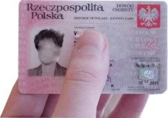 Dowód osobisty - Radio Poznań