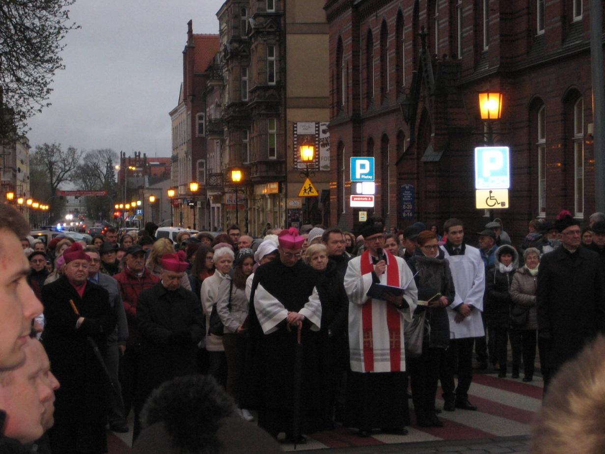 droga krzyżowa Gniezno  (2) - Rafał Muniak