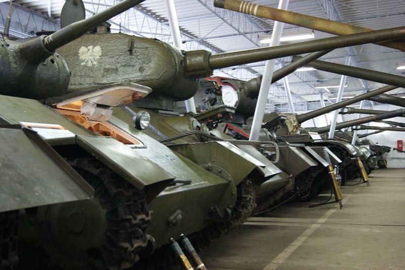 Muzeum Broni Pancernej - CSWL w Poznaniu