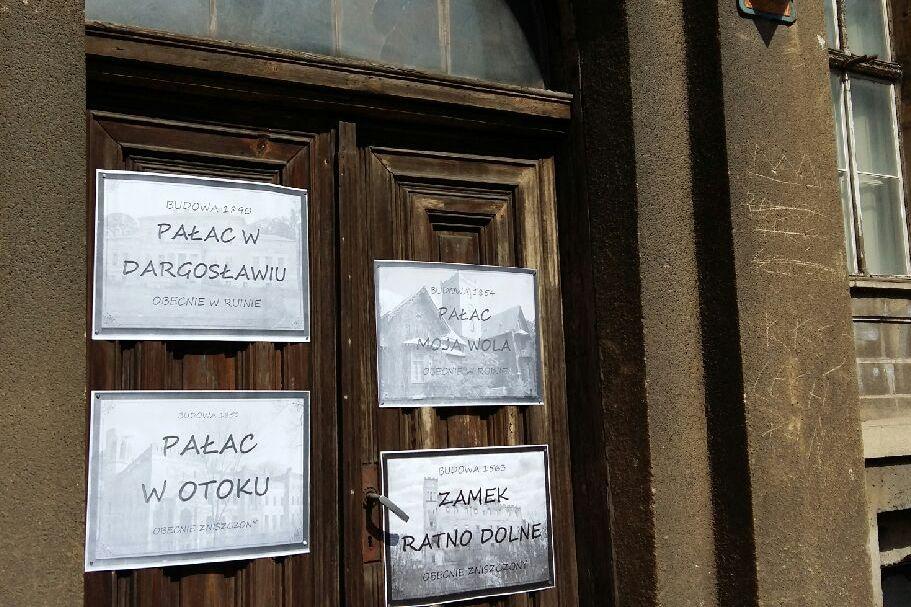 pamiętajmy o pałacach - Magda Konieczna