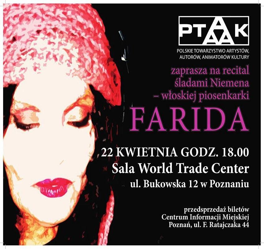 farida_plakat - PTAAAK