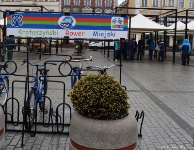 krotoszynski miejski bicykl - Krotoszyn