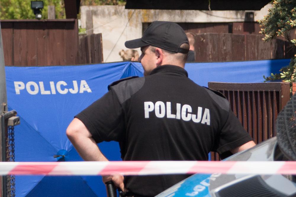 miejsce przestępstwa kryminalistyki śledczy (2) - Leon Bielewicz