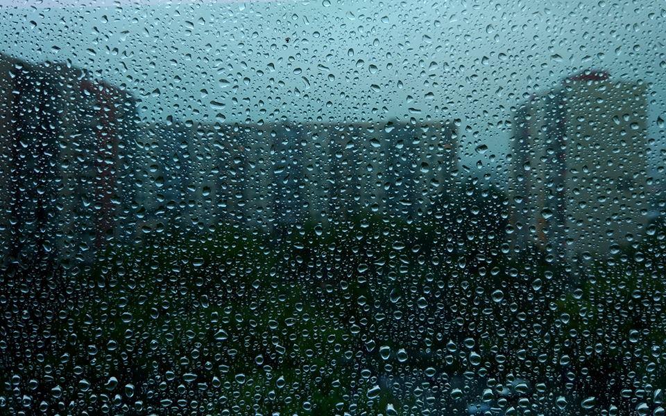 opady deszczu - Tomasz Semmler