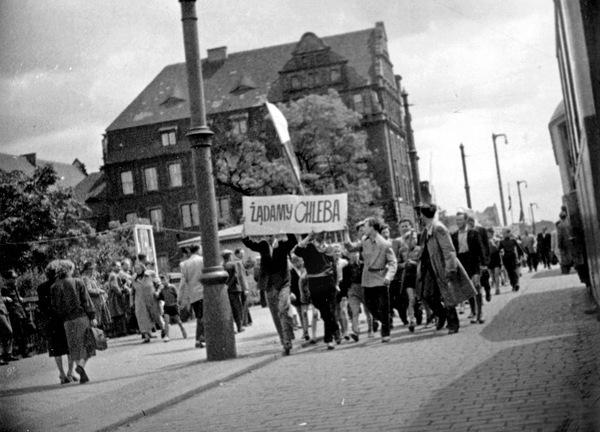 poznański czerwiec 1956 archiwalne 2 - IPN